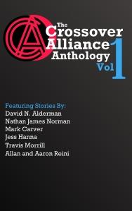 TCA Anthology Kindle Cover