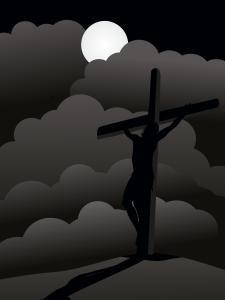 night-background-with-crucifixion-of-jesus-christ_f10iT0Ku