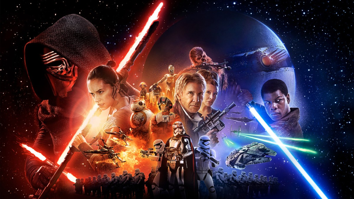 Star Wars, The EU, and The ForceAwakens
