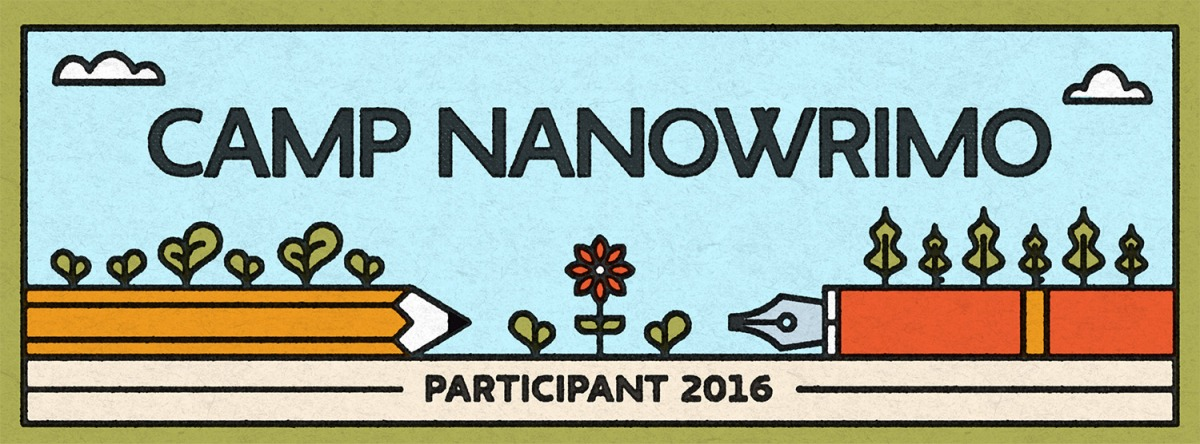 The Friday Muse – CampNaNoWriMo