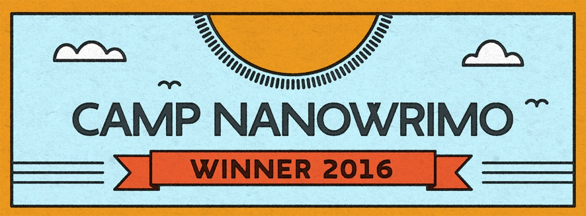 Winning Camp NaNoWriMo